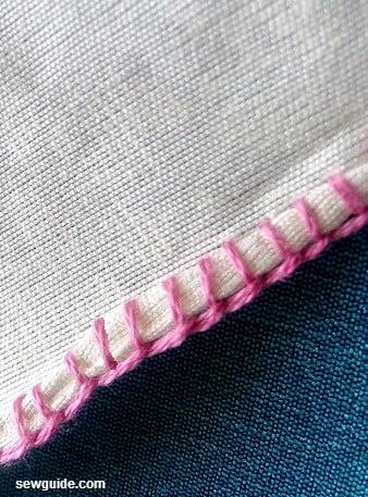 17 Ways To Make A Perfect Handmade Hem Hemming Stitches