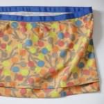 子供スカート作り方