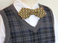 ネクタイをリメイクして蝶ネクタイを作る方法