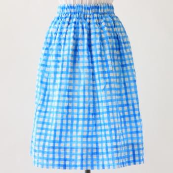 #13 ギャザースカートをワンランクupさせるポイント