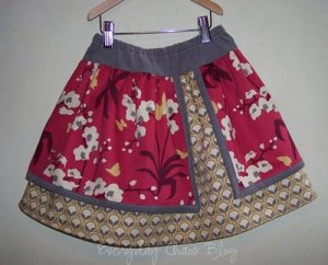 double-layer-skirt