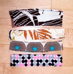fabrichairband