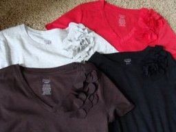 corsagetshirt
