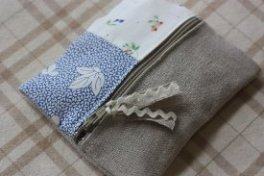 two-patch pouch