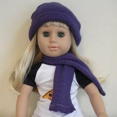 dollar-hat-scarf
