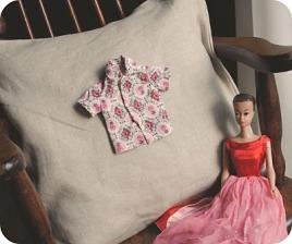 barbieclothespillow