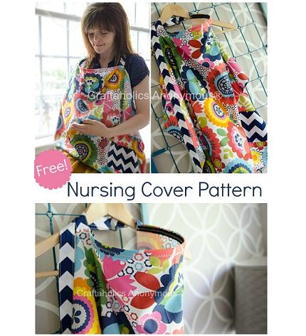 nursingcoverpattern