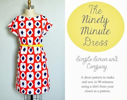 Tutorial: 90 Minute Dress