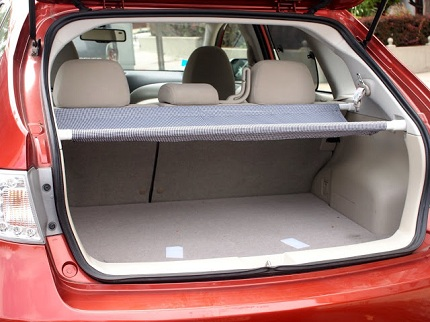 Tutorial diy trunk shade for a hatchback sewing make your own trunk cover 1 solutioingenieria Image collections