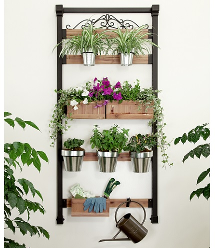 Winner, winner: $50 American Express gift card from Pennington Vertical Gardens