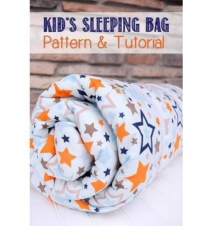 Kidssleepingbagpatternandtutorial