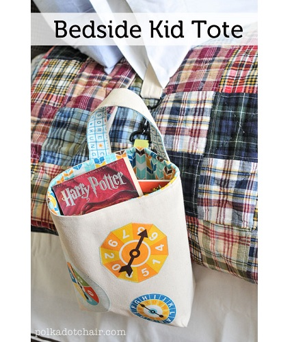Tutorial: Child's bedside caddy