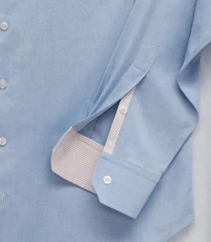 Free pattern: 2-piece sleeve placket