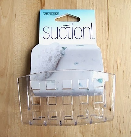 Idea file: Put a suction cup soap dish at your sewing machine