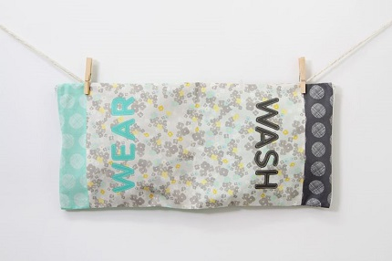 Tutorial: Wash & Wear lingerie travel organizer