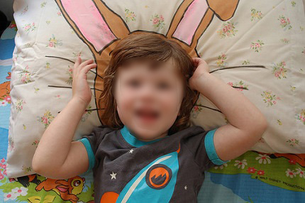 Tutorial: Bunny ears pillow
