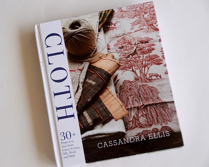 Winner of Cloth by Cassandra Ellis