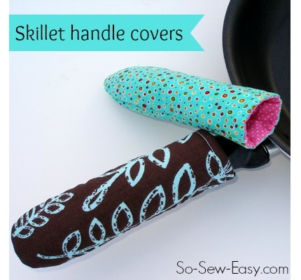 Tutorial: Hot pan or skillet handle cover