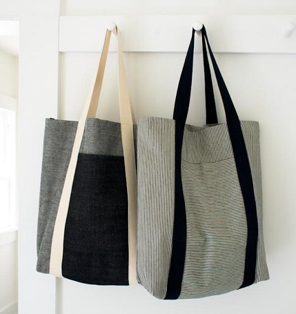Tutorial: Railroad Tote