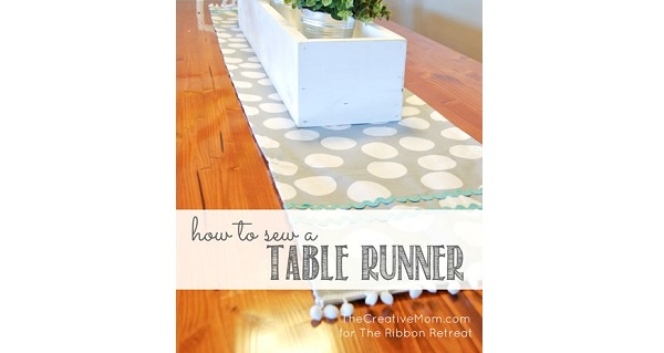 Tutorial: Make a table runner