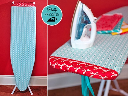 Tutorial: Easy Ironing Board Cover