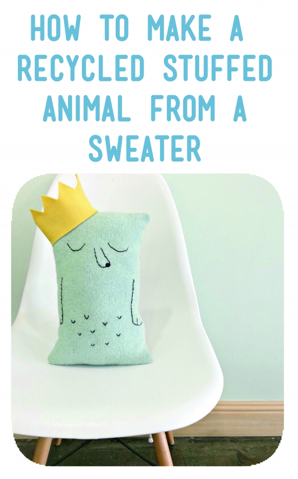 2-dear-handmade-life-how-to-make-a-recycled-stuffed-animal-from-a-sweater-lisa-rios-the-makery