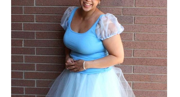 Tutorial: Easy princess costume shirt
