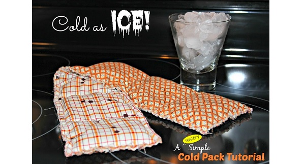 Tutorial: SewVery Simple Cold Pack