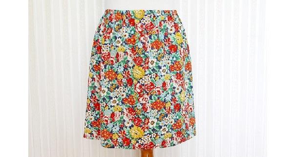 Tutorial: 15-minute easy skirt
