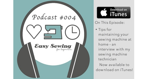 Sewing machine maintenance tips from a sewing machine technician