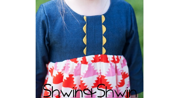 Tutorial: Add sleeves to any kids pattern