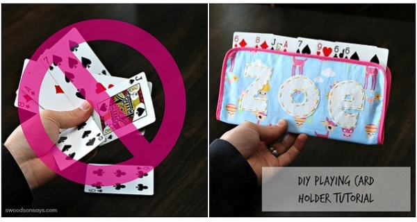 Tutorial: Playing card holder