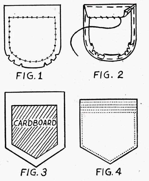 Tutorial: 3 types of pockets