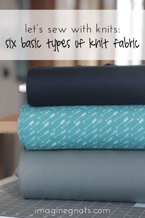 Get the lowdown on 6 basic types of knit fabric