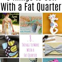 8 Things to Make With a Fat Quarter