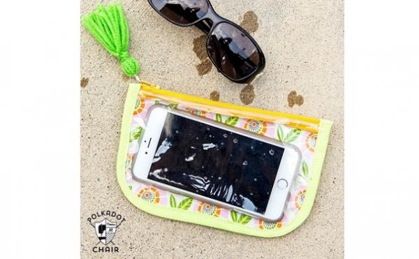 Tutorial: Splash Proof Phone Case