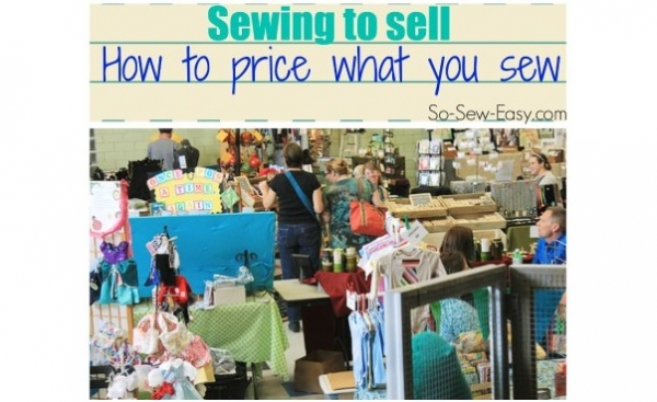 Selling your handmade items? Here's how to figure a fair price.