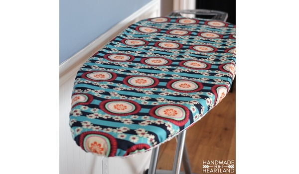 Tutorial: How to make a new ironing board cover