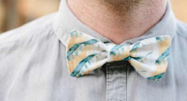Tutorial: How to make a bow tie