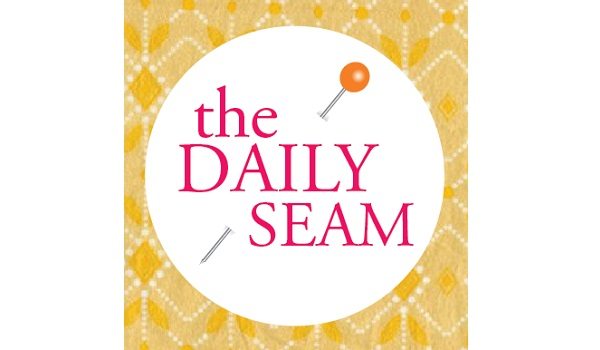 I'm at The Daily Seam today!