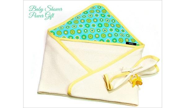 Tutorial: Hooded baby bath towel and washcloth gift set ...