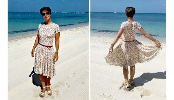 Free pattern: Brief Encounter Dress