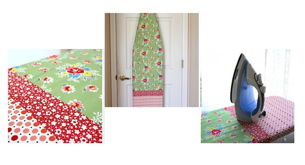 Tutorial: Make a new cover for your ironing board