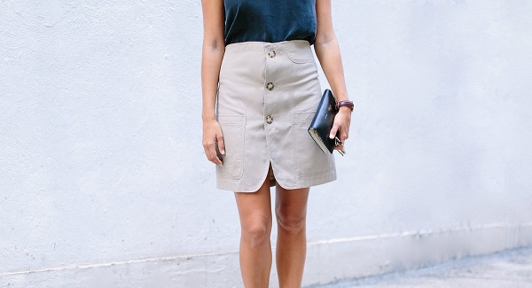Tutorial: Make a skirt from a jacket