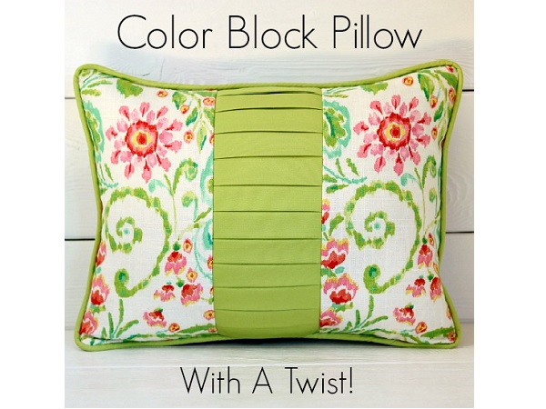 Color-Block-Pillow-With-A-Twist
