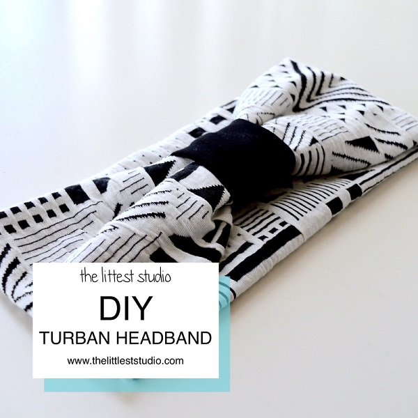 Tutorial: Turban headband