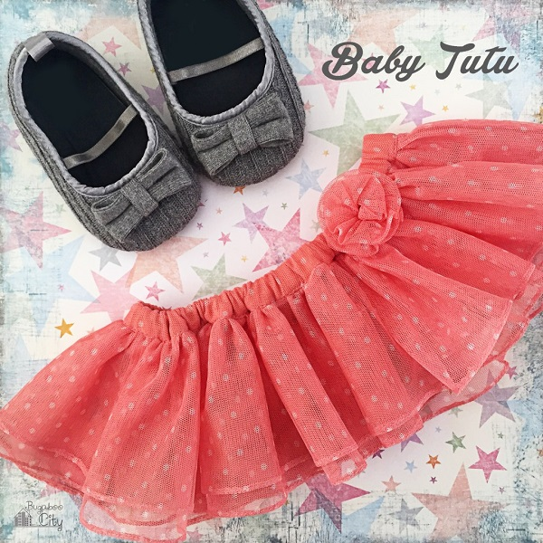 Tutorial: Sweet baby girl tutu