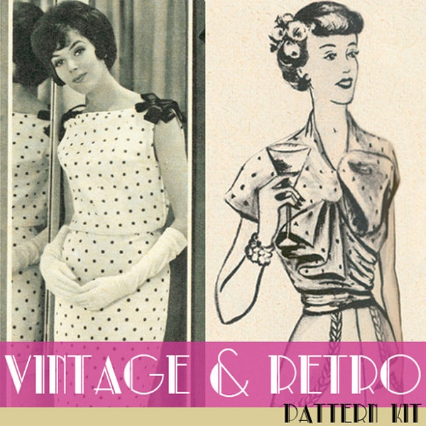3 tips for sewing with vintage patterns