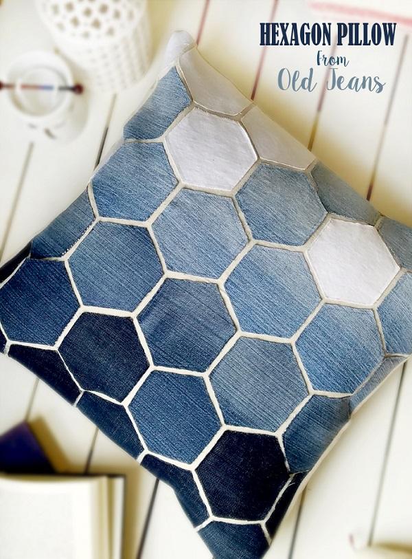 Denim Quilt Ideas Recycle Jeans