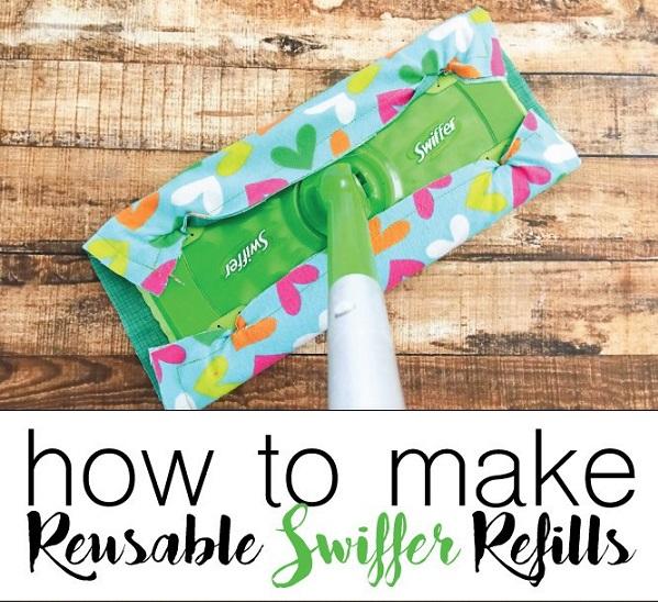 Tutorial: Reusable mop pads